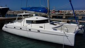 Used Fountaine Pajot Belize Catamaran Sailboat For Sale
