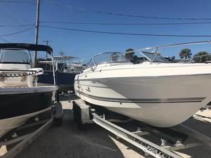 Used Wellcraft Sportsman 220 Cruiser Boat For Sale