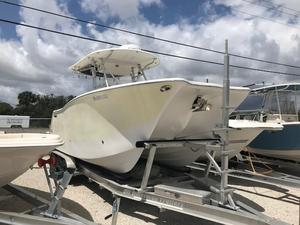Used Defiant 270 TC Power Catamaran Boat For Sale