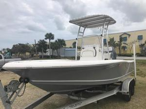 Used Tidewater Carolina Bay 2000 Center Console Fishing Boat For Sale