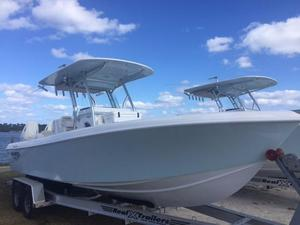New Bluewater 2550 CC Center Console Fishing Boat For Sale