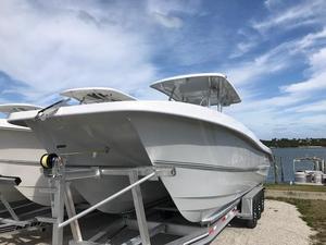 New Twin Vee Oceancat 310 GF Power Catamaran Boat For Sale