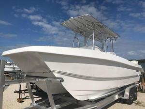 New Twin Vee 260 GF Oceancat Power Catamaran Boat For Sale