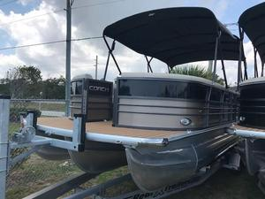 New Coach Pontoons 250re Pontoon Boat For Sale