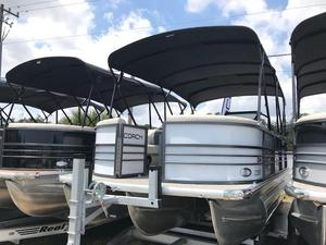 New Coach Pontoons 230dcrf Pontoon Boat For Sale