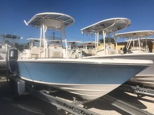New Sea Chaser 23 LX Center Console Fishing Boat For Sale