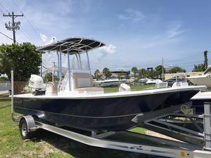 New Twin Vee 220 Bay Cat Power Catamaran Boat For Sale
