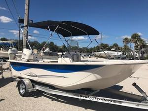 New Carolina Skiff 198 DLV Center Console Fishing Boat For Sale