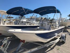 New Carolina Skiff JVX 18 CC Center Console Fishing Boat For Sale