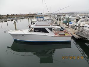 Used Chris-Craft Corinthian Convertible Fishing Boat For Sale