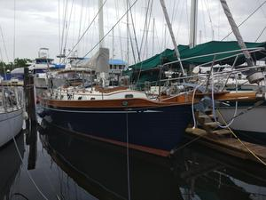 Used Ta Shing Baba 40 Cruiser Sailboat For Sale