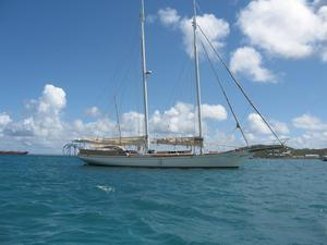 Used Herreshoff Schooner Sailboat For Sale