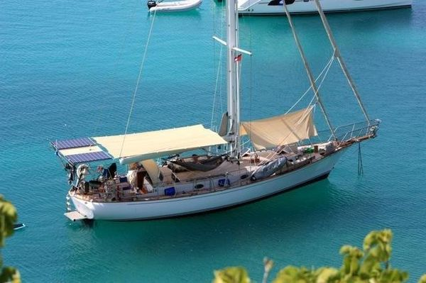 Used Shearwater By Acheson Rossa Sa Shearwater 45 Cutter Cruiser Sailboat For Sale