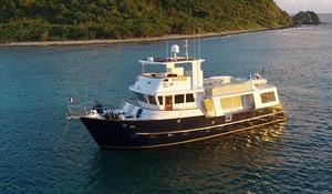 Used Bruce Roberts Long Range Cruiser 650 Trawler Boat For Sale