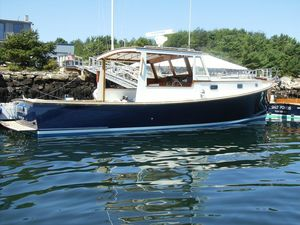 Used Stanley St-36 Downeast Fishing Boat For Sale