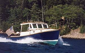 New John Williams Boat Company - Stanley 28 Motor Yacht For Sale