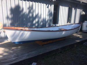 Used John Williams Boat Company Peapod Tender Boat For Sale
