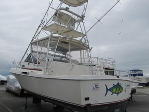 Used Blackfin 32 Combi Express Cruiser Boat For Sale