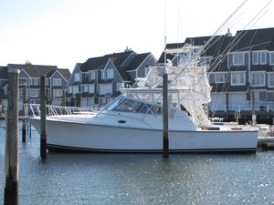 Used Henriques EL Bravo Sports Fishing Boat For Sale
