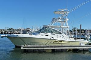 Used Rampage 38 Express Center Console Fishing Boat For Sale