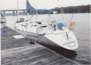 Used C&c 44 Keel/centerboard Racer and Cruiser Sailboat For Sale