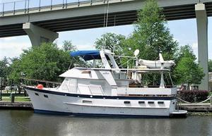 Used Defever 44 Trawler Boat For Sale