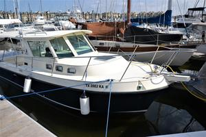 Used Albin 28 Tournament Express Commercial Boat For Sale