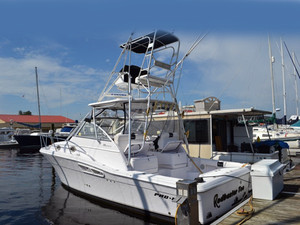 Used Pro Line 33 Express Cruiser Boat For Sale