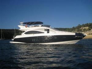 Used Sunseeker Manhattan 70 Motor Yacht For Sale