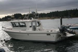 Used Sea Sport 24' XL Saltwater Fishing Boat For Sale