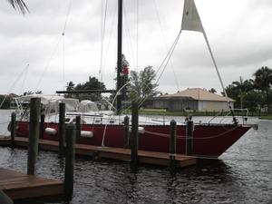 Used Hunter 54 Cruiser Sailboat For Sale