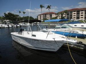 Used Robalo Walk Around Cuddy Cabin Sports Fishing Boat For Sale
