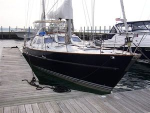 Used Oyster 46 Center Cockpit Cruiser Sailboat For Sale