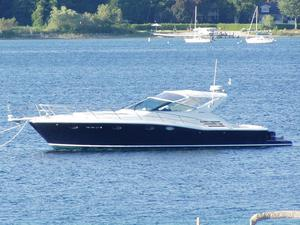Used Uniesse 48 Open Motor Yacht For Sale