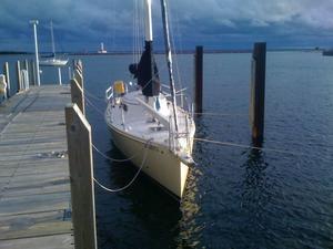 Used Vandam Custom 38 Daysailer Sailboat For Sale