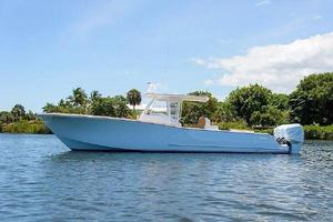 New Bonadeo Custom Carolina 37 Center Console Fishing Boat For Sale