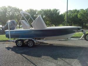 New Chaos 21 Tarpon Bay Custom Center Console Fishing Boat For Sale