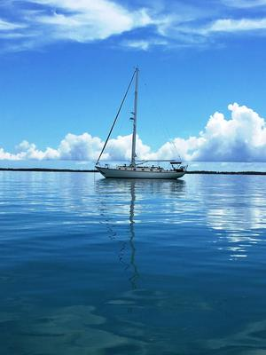 Used Mason Tashing Mason 43 Cutter Sailboat For Sale