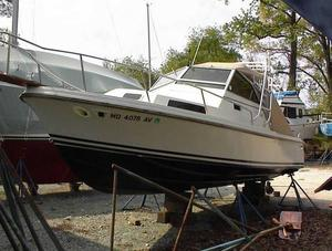 Used Hinterhoeller Limestone Mark Ellis Express Cruiser Boat For Sale