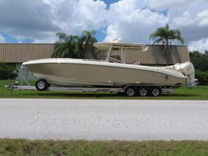 Used Statement 368 SUV Cuddy High Performance Boat For Sale