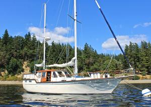 Used Nauticat 36 Pilothouse Sailboat For Sale
