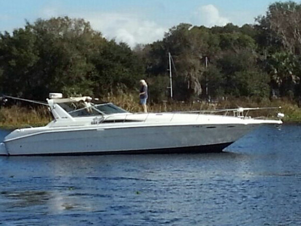 Used Sea Ray 40 EC Cruiser Boat For Sale