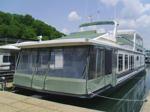 Used Sharpe 16 X 82 Houseboat House Boat For Sale