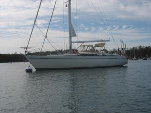 Used Moody 425 Center Cockpit Cutter Sailboat For Sale