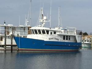 Used Cape Horn CH63 Trawler Boat For Sale