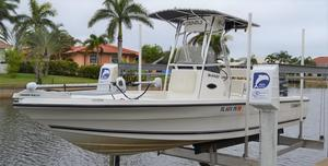 Used Century 2400 Inshore Saltwater Fishing Boat For Sale