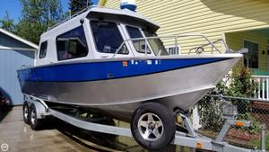 Used Hewescraft 260 Alaskan Sea Runner Pilothouse Boat For Sale