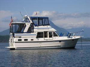 Used Heritage East 36 Sundeck Aft Cabin Boat For Sale