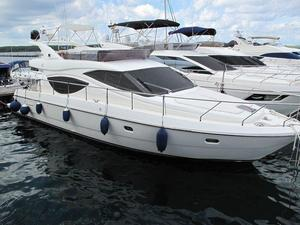 Used Ferretti Yachts 500 Flybridge Boat For Sale