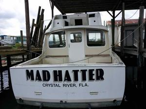 Used Hatteras 34 Sportfish Sports Fishing Boat For Sale